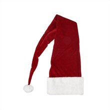 "60"" Ultimate Luxury Santa Hat w/ Extended Cuff"